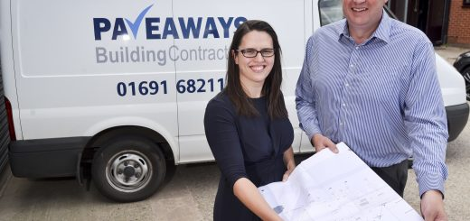 Image of Keeley Fox and Steve Owens as Pave Aways expands it's team